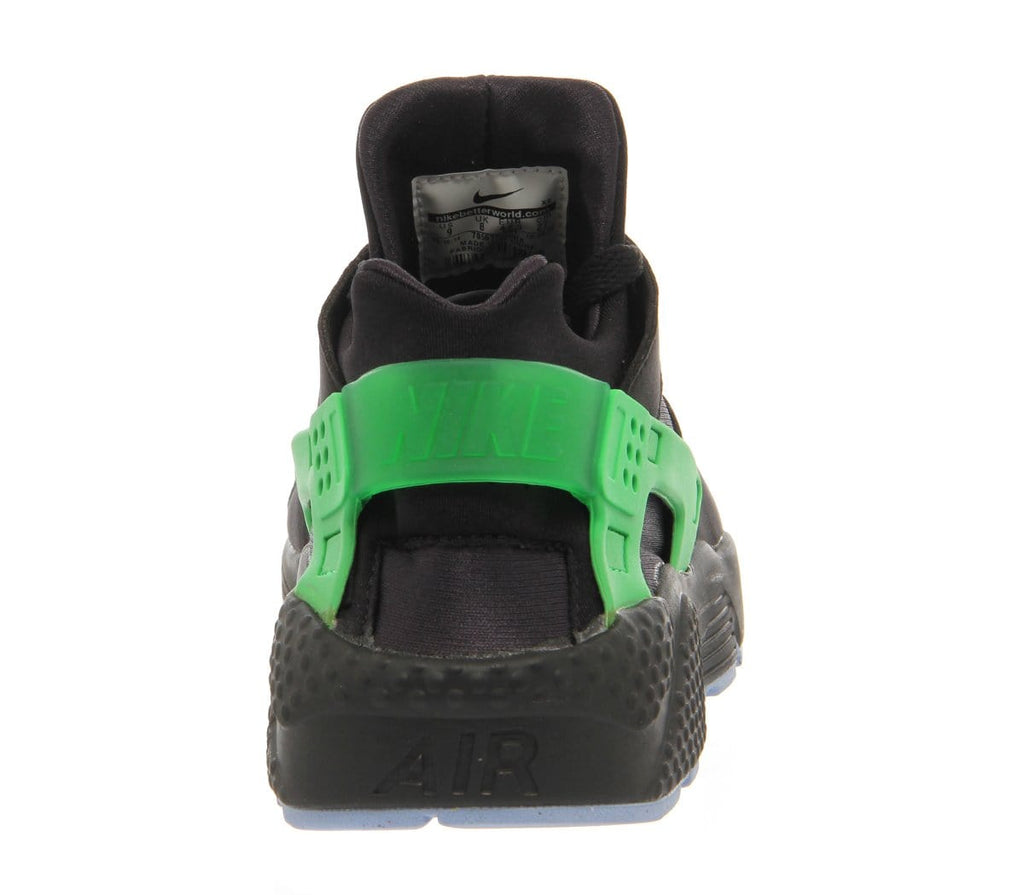 Nike Air Huarache Black Poison Green FB - Kick Game