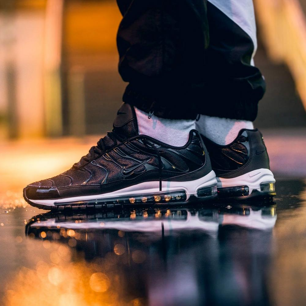 NikeLab Air Max 97 Plus Black 97 Tune Up