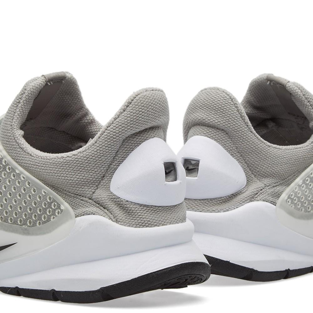 Nike Sock Dart Medium Grey - Kick Game