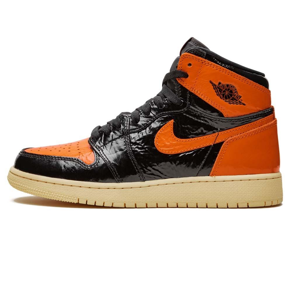 "Air Jordan 1 Retro High OG GS  ""Shattered Backboard 3.0"" - Kick Game"
