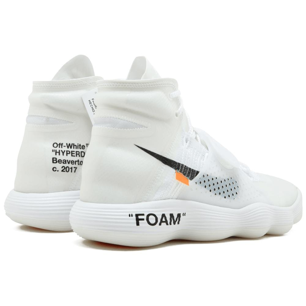 Off-White x Nike React Hyperdunk 2017 - Kick Game