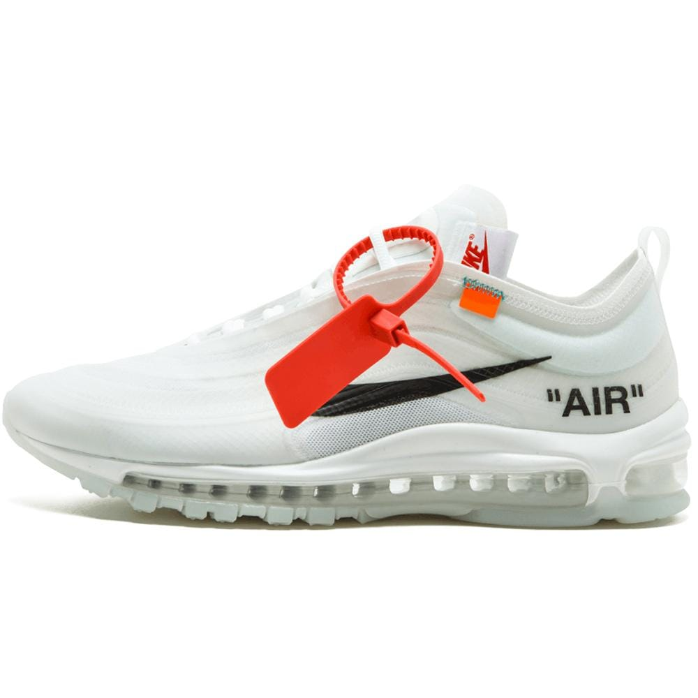 OFF WHITE x Nike Air Max 97 OG White