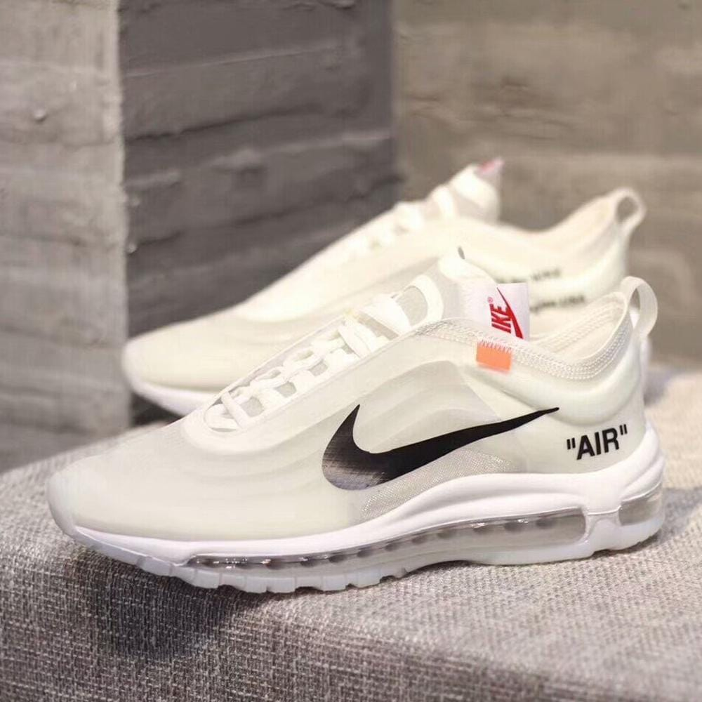 How to spot Replica Nike Off White Air Max 97 Real vs Fake Off White Nike sneakers review guide  Real vs Fake Off White Nike sneakers review guide