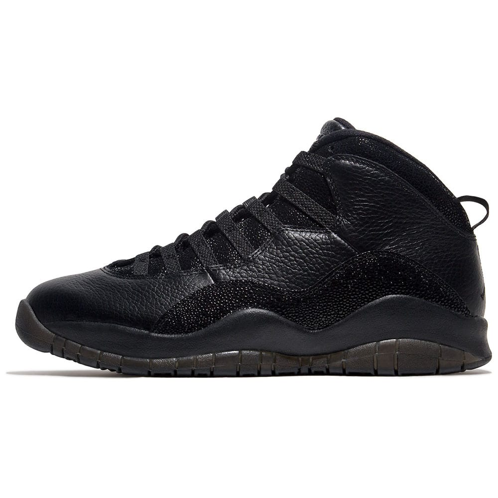 reputable site 3858e 662f1 AIR JORDAN 10 OVO BLACK