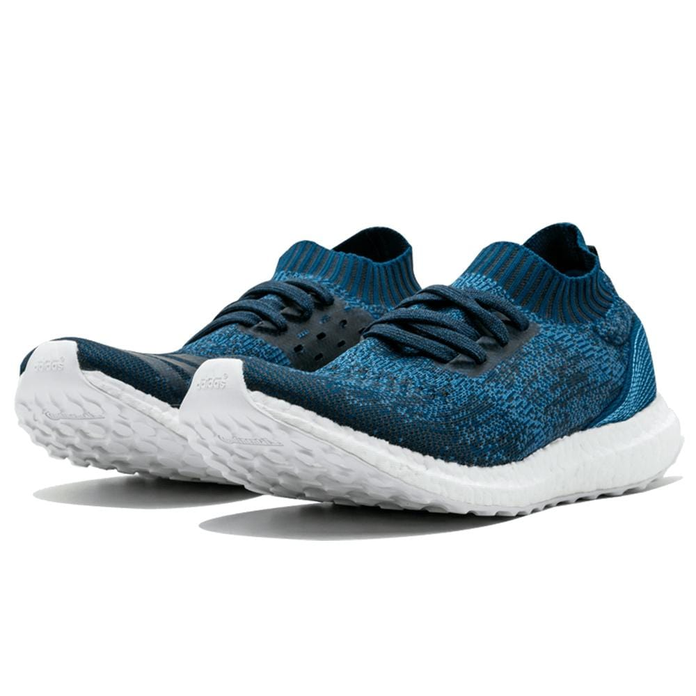 new arrival 78394 0ee4a Parley x adidas Ultra Boost Uncaged Legend Blue