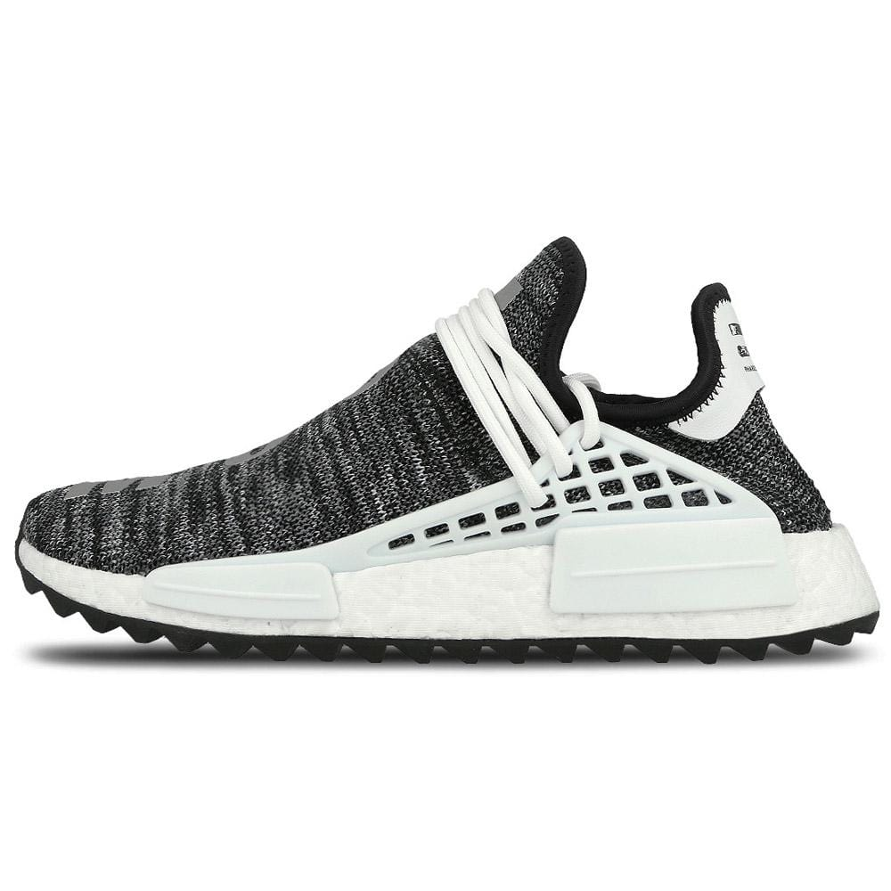 Pharrell Williams x adidas NMD Human Race Trail Core Black White