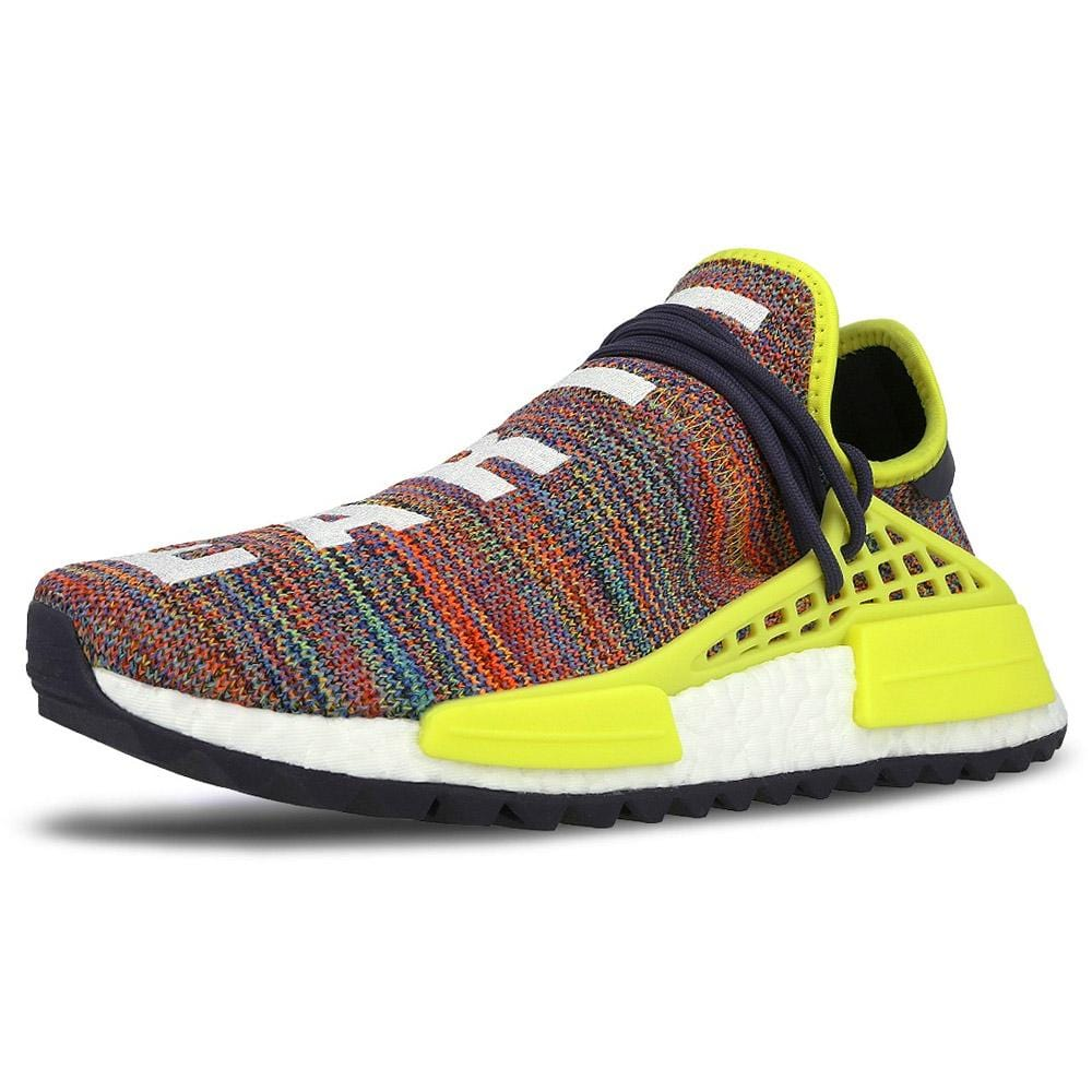 newest 20675 63f0a Pharrell Williams x adidas NMD Human Race Trail Multi