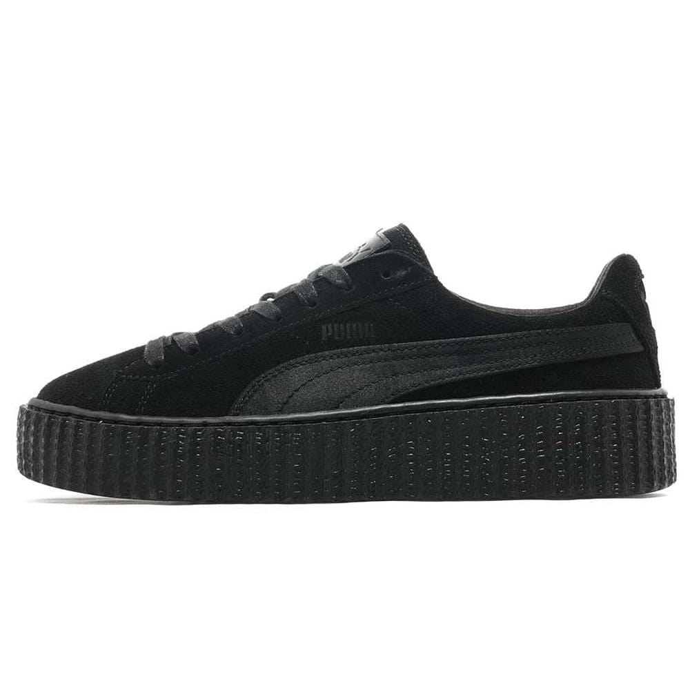 PUMA x Rihanna Suede Creepers Triple Black - Kick Game