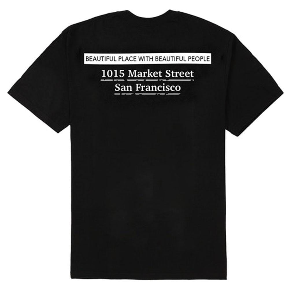 Supreme San Francisco Box Logo Tee Black - Kick Game
