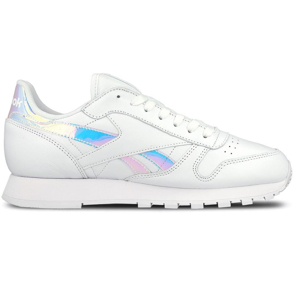 Reebok Classic Leather Iridescent White