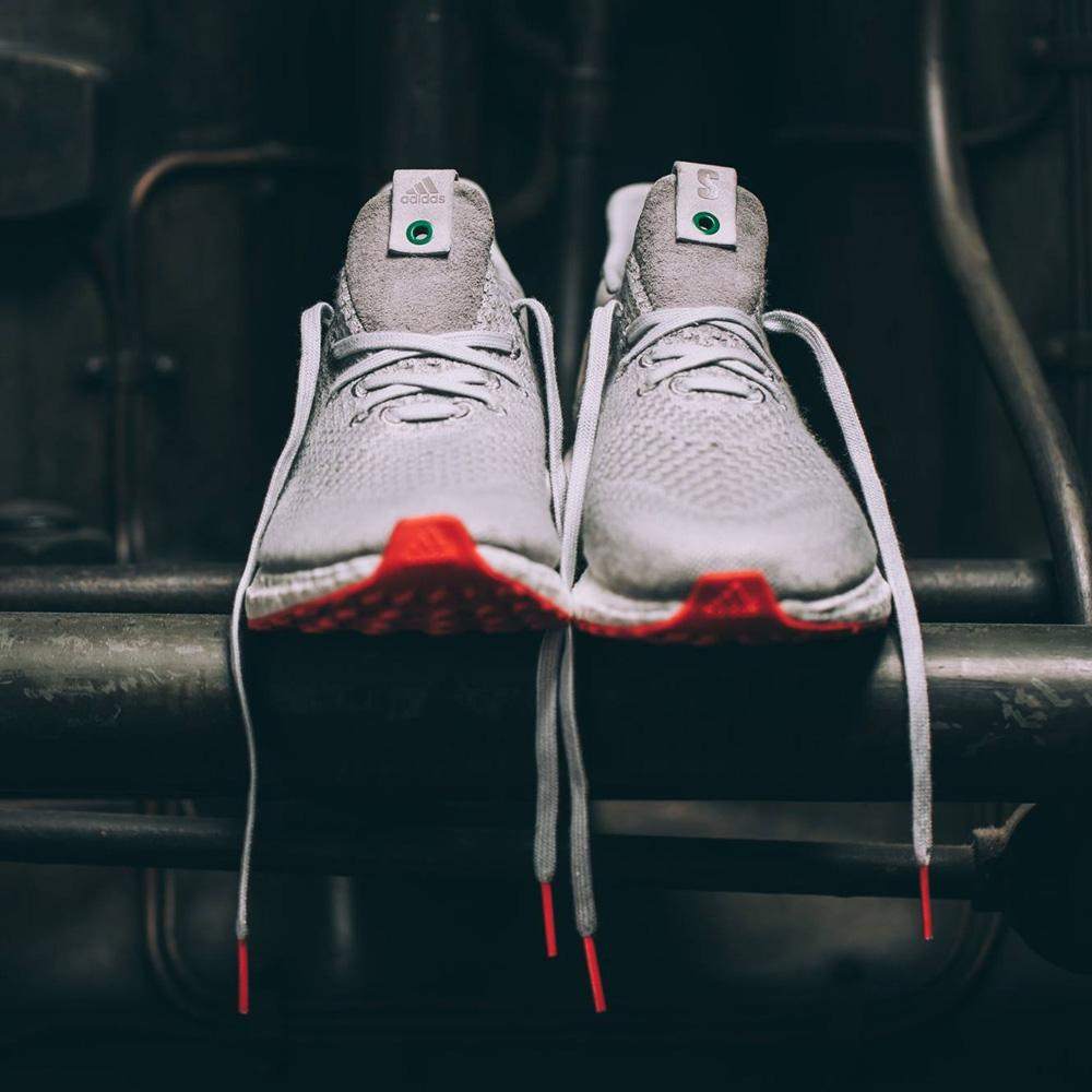 new style 9662c 5aac2 Solebox x Adidas Consortium Ultra Boost Uncaged