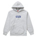 Supreme Bandana Box Logo Hooded Sweatshirt Heather Grey - Kick Game