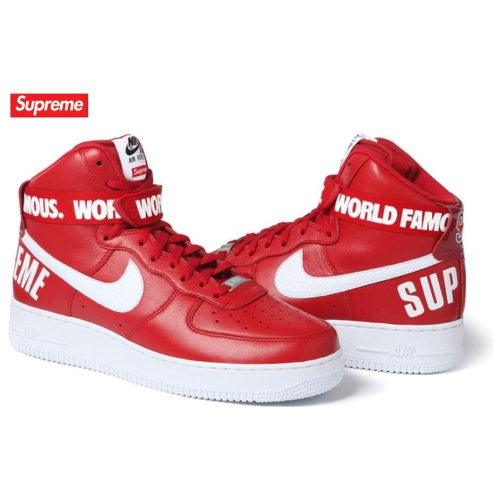 Nike Air Force 1 High Supreme SP - Kick Game