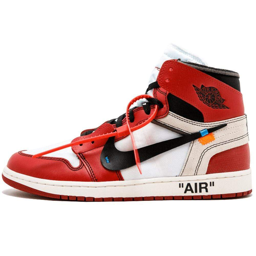 the latest 41e3a ea732 Off-White x Nike Air Jordan 1
