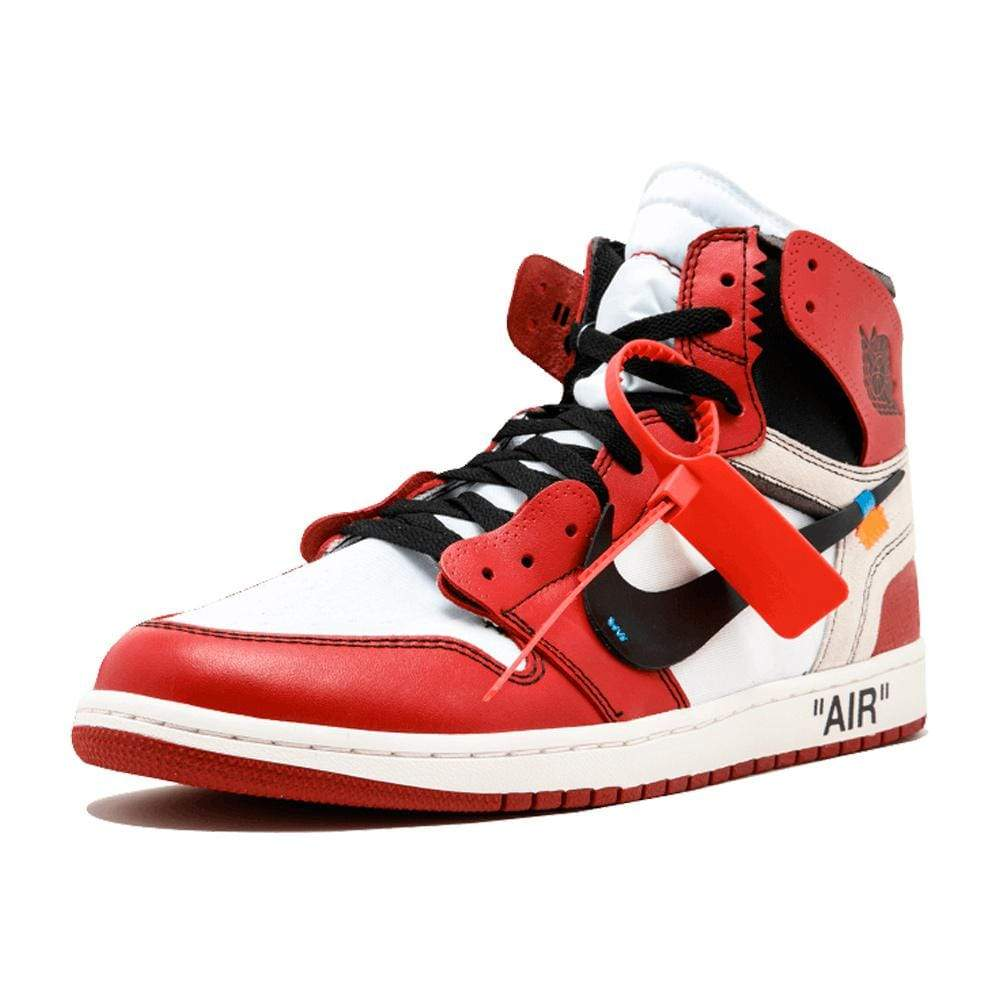 the latest efbbc 94147 Off-White x Nike Air Jordan 1