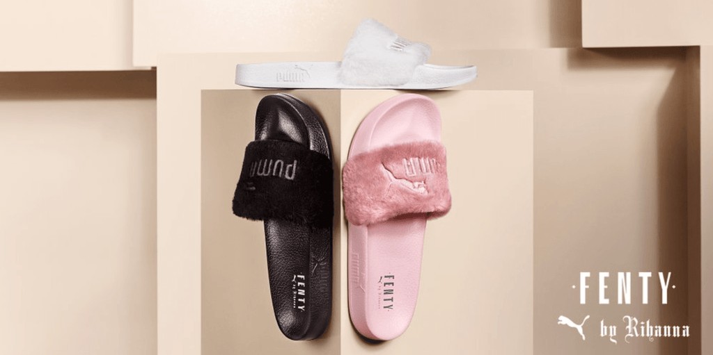 Puma Fenty Leadcat by Rihanna - White - Kick Game