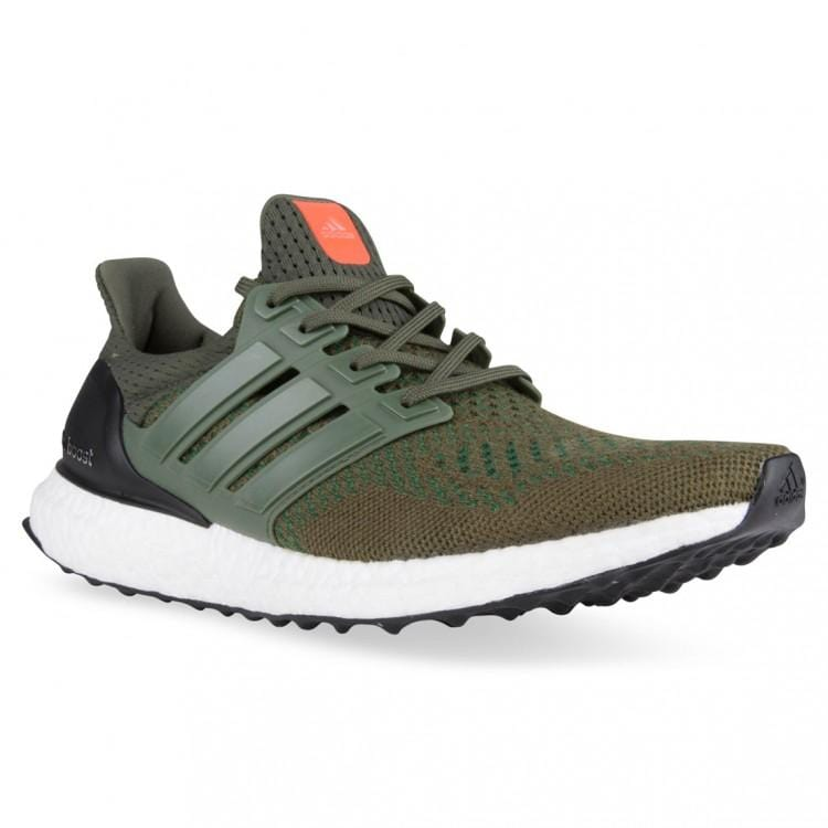 ADIDAS ORIGINALS ULTRA BOOST GREEN-BLACK - Kick Game