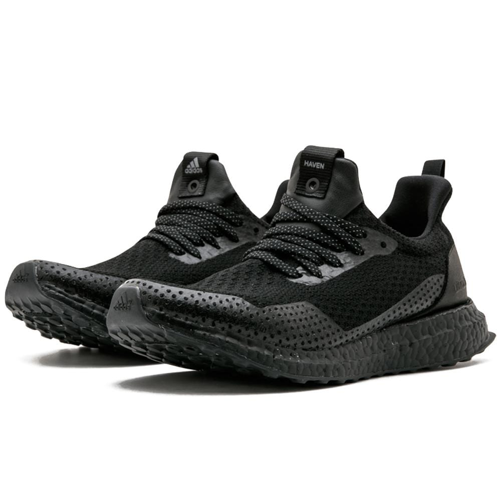 Haven x adidas Ultra Boost Uncaged Triple Black - Kick Game