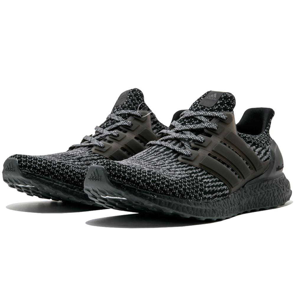 adidas Ultra Boost 3.0 Core Black-Dark Grey - Kick Game