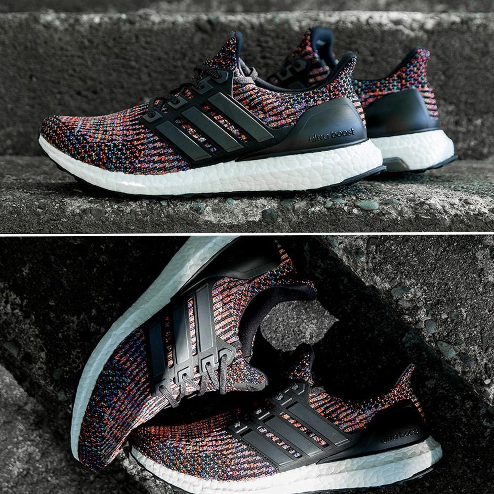 "Adidas Ultraboost LTD ""Multicolor"" - Kick Game"