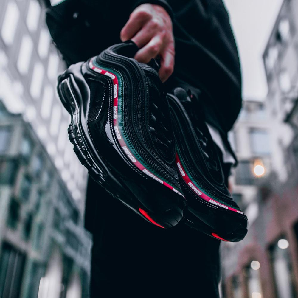 Undefeated x Nike Air Max 97 OG Black - Kick Game