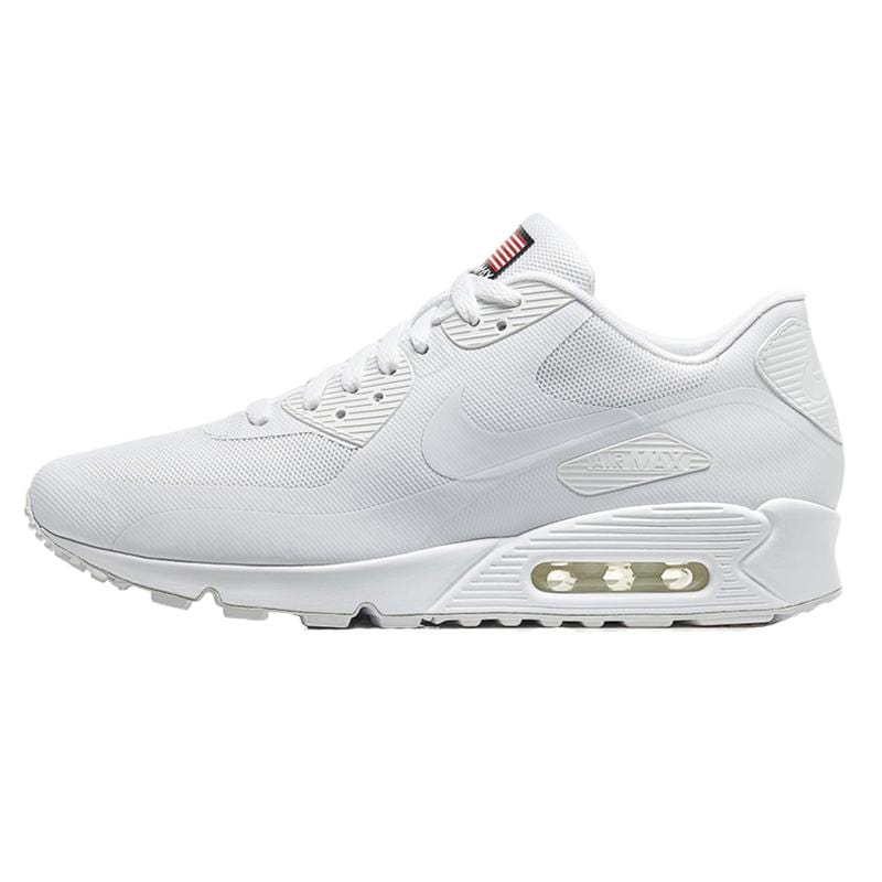 spugna sistema Tom Audreath  Nike Air Max 90 Hyperfuse QS 'Independence Day' White — Kick Game