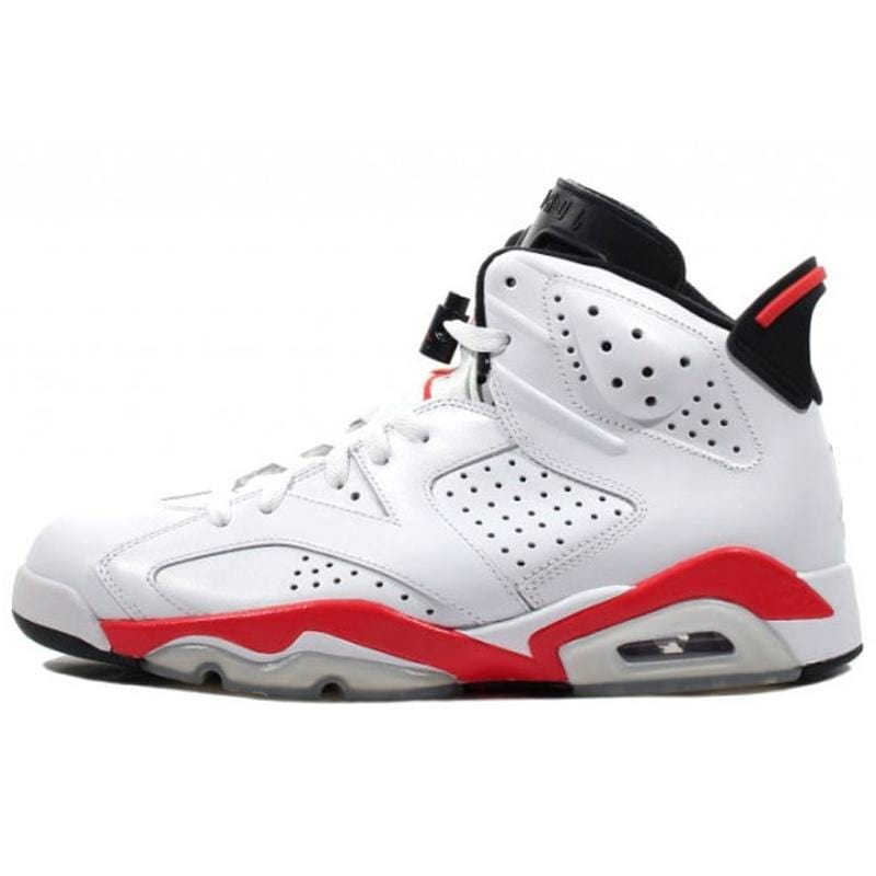 Air Jordan 6 'White-Infrared' - Kick Game