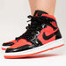 Air Jordan 1 Wmns Mid 'Hot Punch' - Kick Game