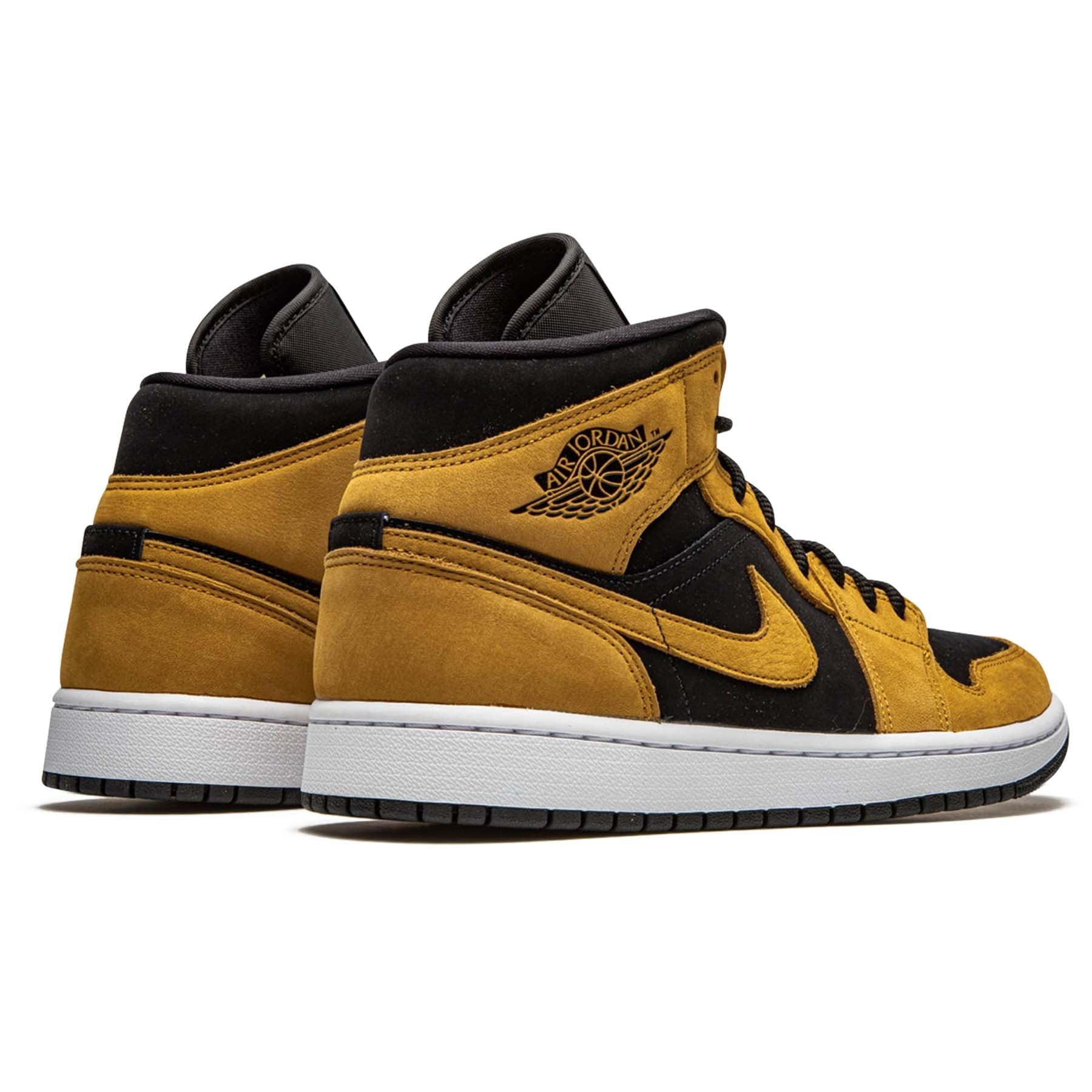Air Jordan 1 Wmns Mid SE 'Desert Ochre' - Kick Game