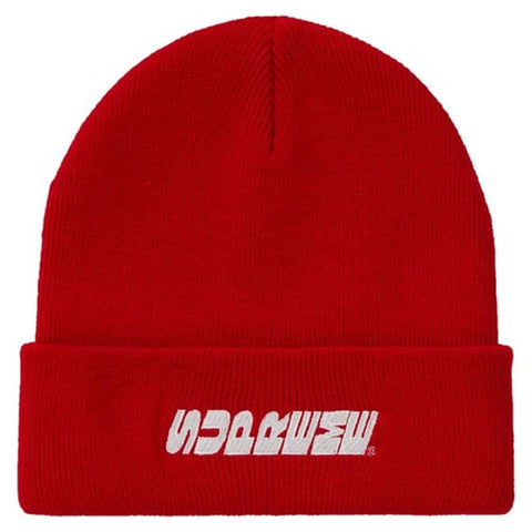 Supreme Breed Beanie Red