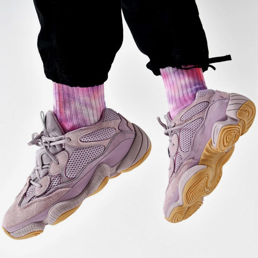 Adidas Yeezy 500 'Soft Vision' - Kick Game