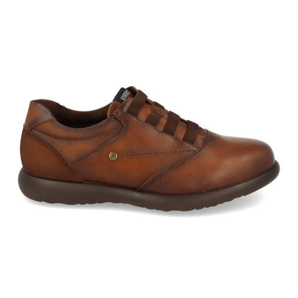 Zapato Willy Camel