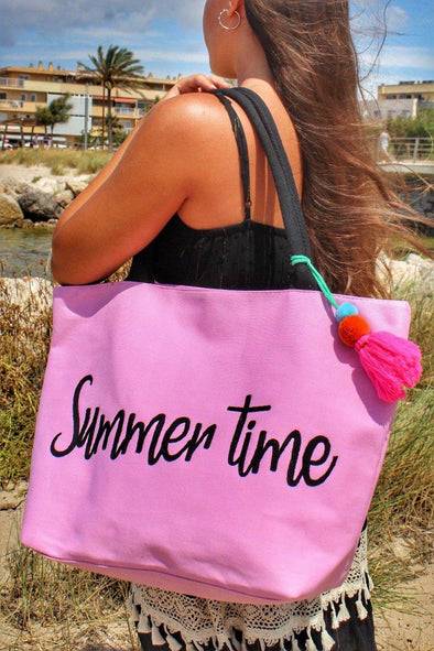 Bolso Summer Time Pink
