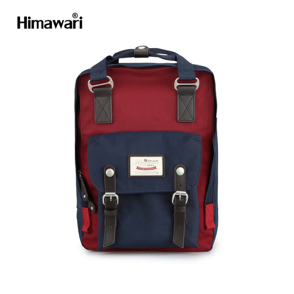 Mochila HIMAWARI Wine Red (4394396450948)