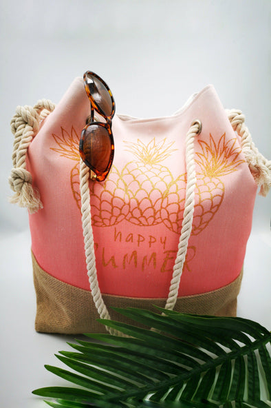 Bolsa Playa Happy Summer