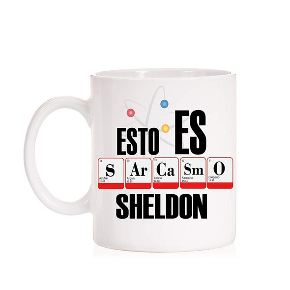Taza The Big Bang Theory (3842118418492)