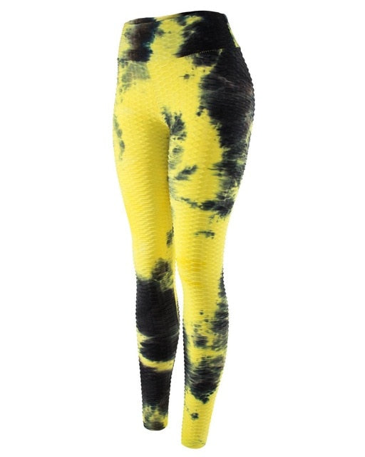 Leggings Gym Tie Dye