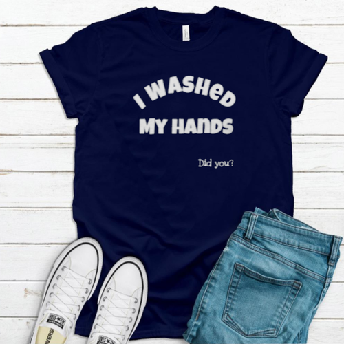 Washed Hands Tee