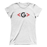 GCODE Sharp Brackets Light Tee