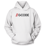 GCODE Comment Code Light Hoodie