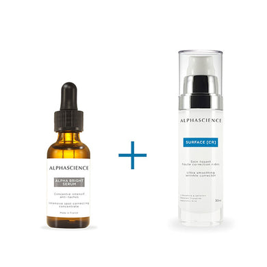 Duo Alpha Bright + Surface [CR] 30ml