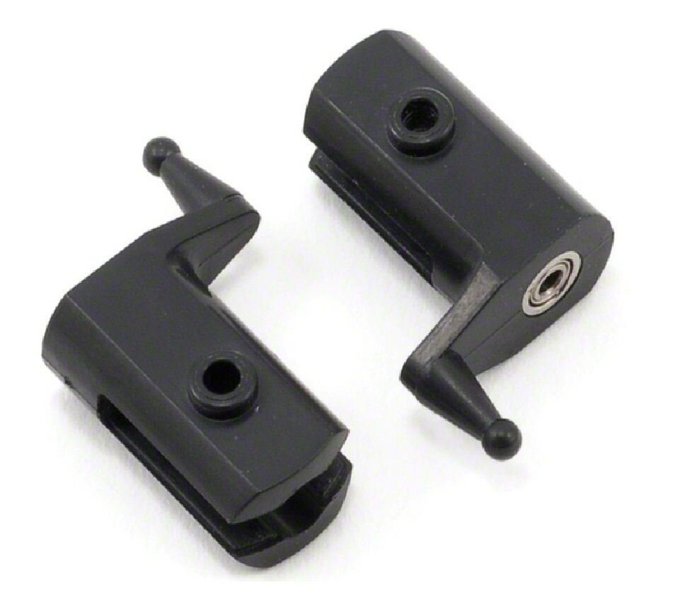 BLH3514 - Roll over main blade grips With bearings: mCP X