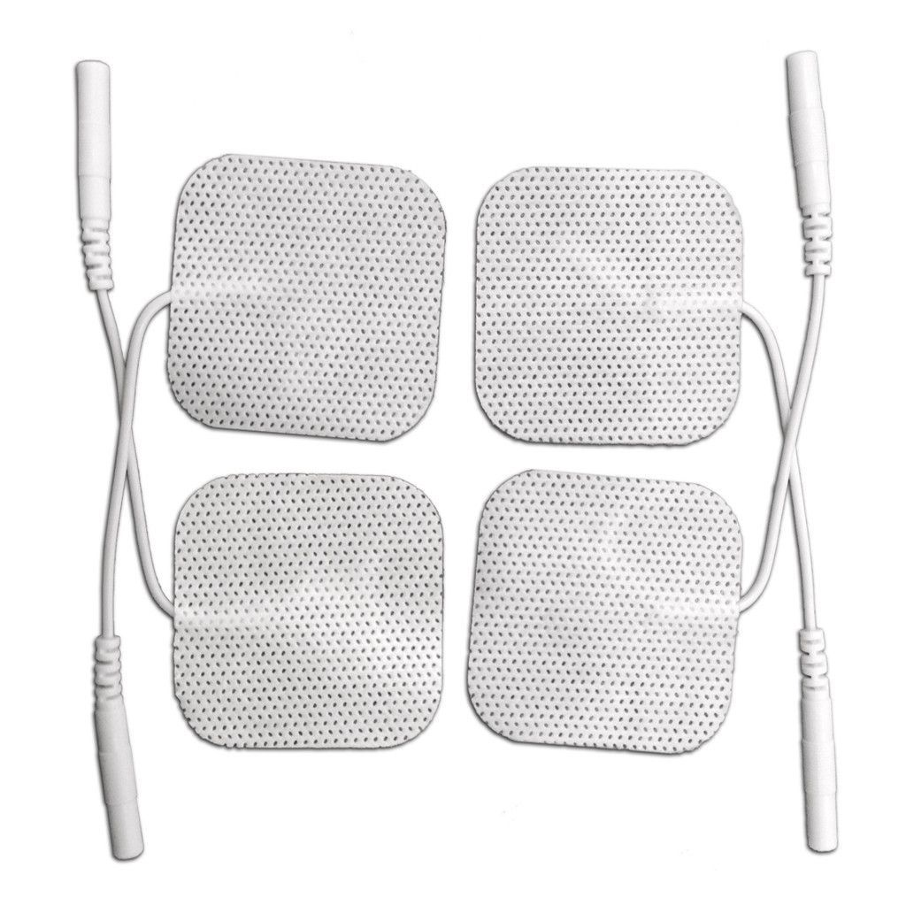 American made electrode pads for use with all truMedic TENS units. High quality latex-free adhesive for maximum reusability. Order today for FREE SHIPPING