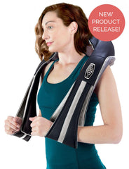 IS-3000 PRO - InstaShiatsu+ Neck and Back Massager with Heat