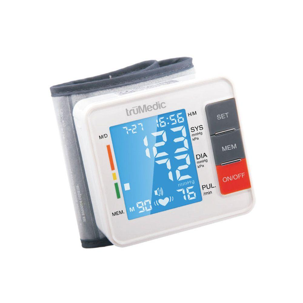 Suffering from high blood pressure? Closely monitor your health with your very own user-friendly electronic wrist blood pressure monitor with FREE SHIPPING