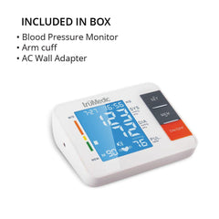BP2000 Upper Arm Blood Pressure Monitor