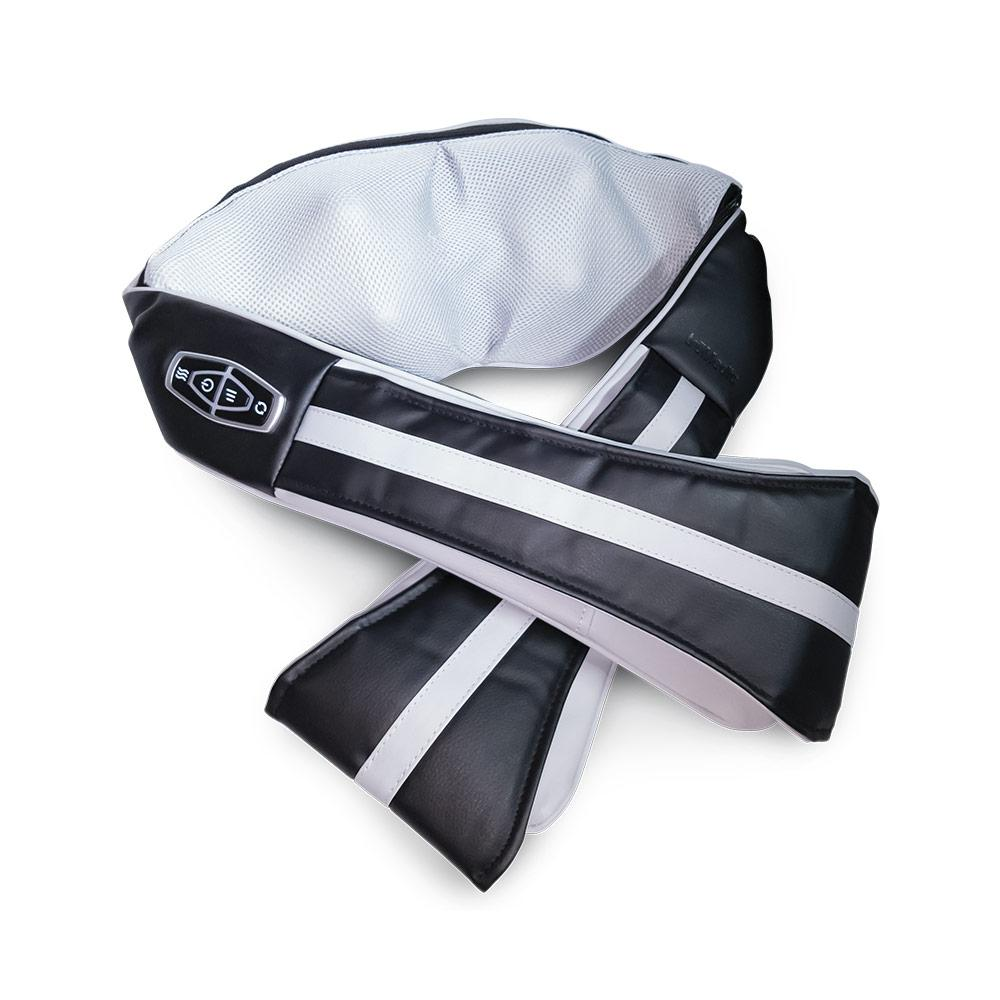 Effectively eliminate chronic aches and pains at your own convenience with your very own personal Shiatsu massager. Order today and receive FREE SHIPPING