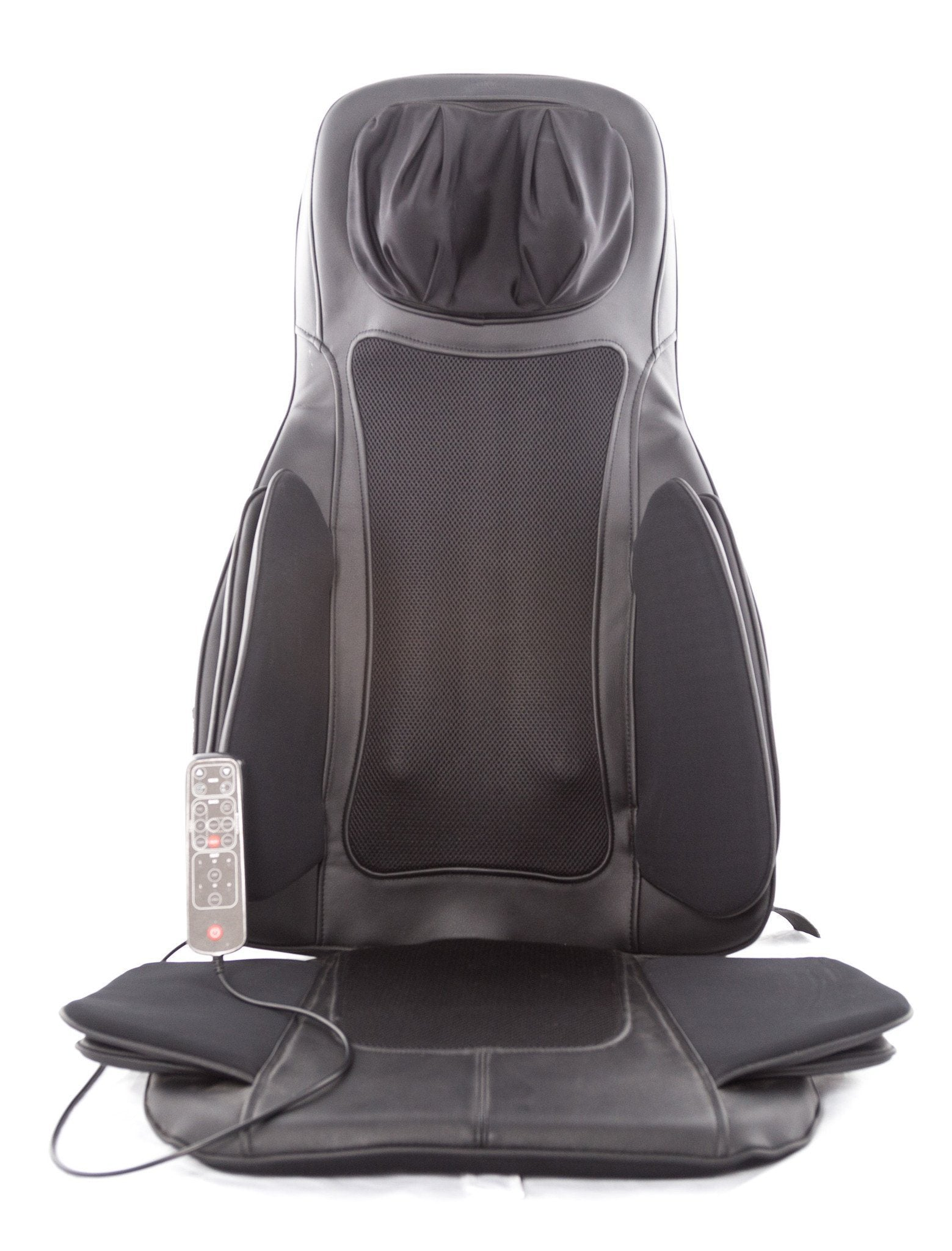 InstaShiatsu Seat Cushion Massager with Air pression – truMedic