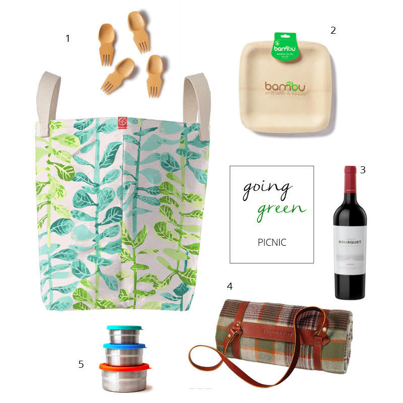 Going Green for Spring: Healthy and Eco-Friendly Gift Ideas