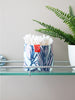 Small Fabric Bucket | Wovn Blue
